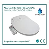 Desineo Abattant de toilettes Japonais Wc automatique full options Bodyclean
