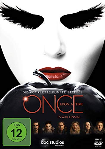 Once upon a time - Es war einmal - Staffel 5 [6 DVDs]