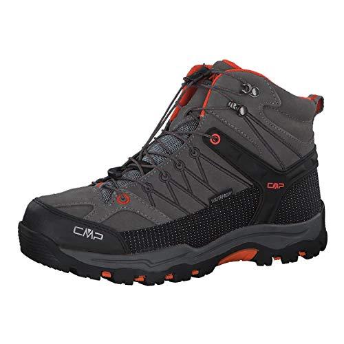 CMP Unisex-Erwachsene Rigel Mid Trekking- & Wanderstiefel, Grau (Stone-Orange 78uc), 40 EU