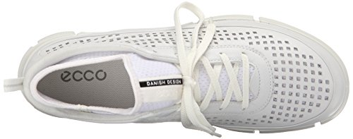 Ecco INTRINSIC 1 Damen Sneakers Weiß (WHITE/WHITE 50874)