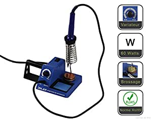 Station fer a souder électrique 60W Silex ®
