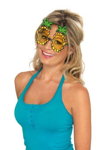 Smiffy's - Ananas-Brille (Kostüme Erwachsene Ananas Für)