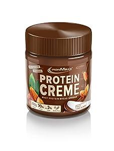 IronMaxx Protein Creme, Kakao - Leckerer Low Carb Schokoladenaufstrich mit...