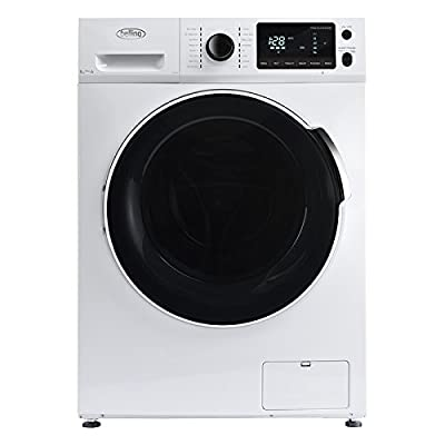 Belling FWD8614 8kg Wash 6kg Dry 1600rpm Freestanding Washer Dryer-White from Belling