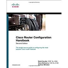 Cisco Router Configuration Handbook (2nd Edition) (Networking Technology) 2nd by Hucaby, David, McQuerry, Steve, Whitaker, Andrew (2010) Paperback