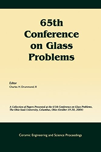glass-problems-cesp-v26-1-2005-a-collection-of-papers-presented-at-the-65th-conference-on-glass-prob