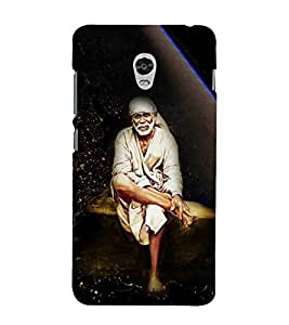 Lenovo Vibe P1 :: Lenovo Vibe P1 Turbo :: Lenovo Vibe P1 Pro sai baba, bhagwan, christrian, god, lord, allah Designer Printed High Quality Smooth hard plastic Protective Mobile Case Back Pouch Cover by Paresha