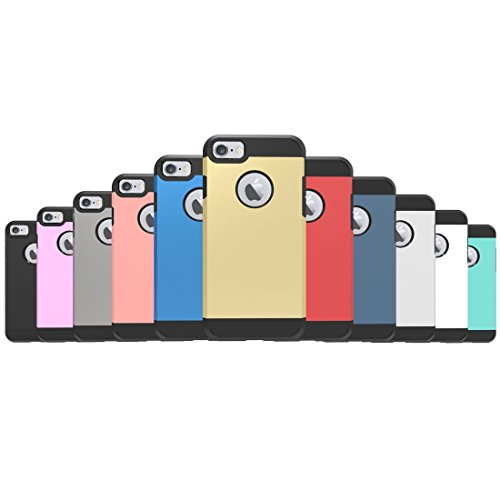 GHC Cases & Covers, Für iPhone 7 Trennbares Corselet TPU + PC Kombi-Gehäuse, Kleine Menge Empfohlen vor iPhone 7 Starten ( Color : Pink ) Red
