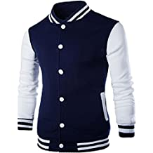 Jeansian Moda Chaqueta Abrigos Blusas Chaqueta Hombres Mens Fashion Jacket Outerwear Tops Blazer 9352