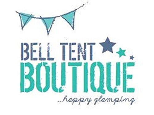 Bell Tent Coir Semi Circle Mat 9