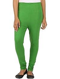 EAGLE Women Dark Green Leggings
