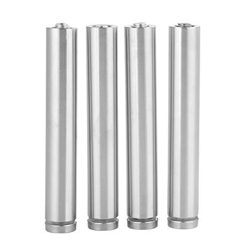 Delaman Glas-Standoff, 4pcs Edelstahl-Hohlschrauben Fixieren-Stifte Glas-Standoff-Befestigungsschrauben (Farbe : 19 * 120mm)