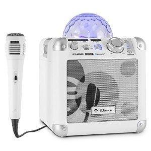 i-dance-karaoke-cube-bc100-weiss