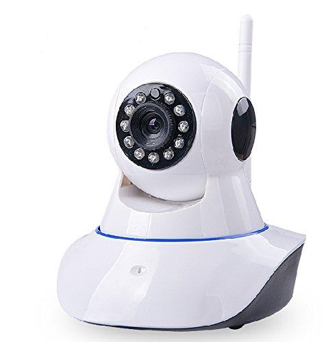 Eyes4u Wireless Wifi Android IOS APP Home Burglar Security Alarm System Ip Camera with Touch Keypad