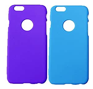 Winsome Deal Hard Back Cover Case for Apple Iphone 6 (Pack Of 2)