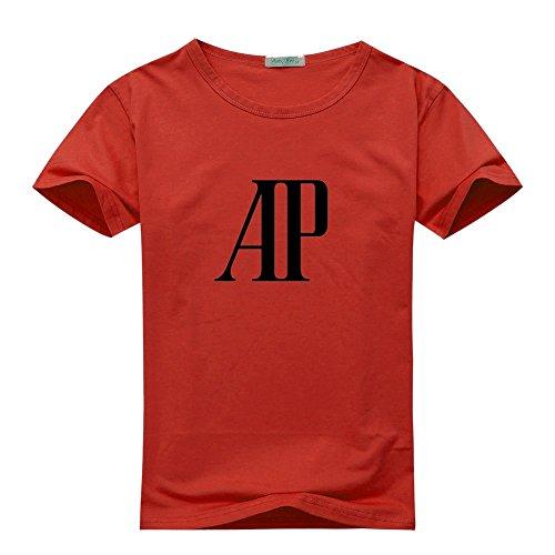 audemars-piguet-logo-ap-for-2016-boys-girls-printed-short-sleeve-tops-t-shirts