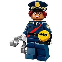 Lego 71017minif igures série Lego Batman Movie-Barbara gordontm Mini Action Figure