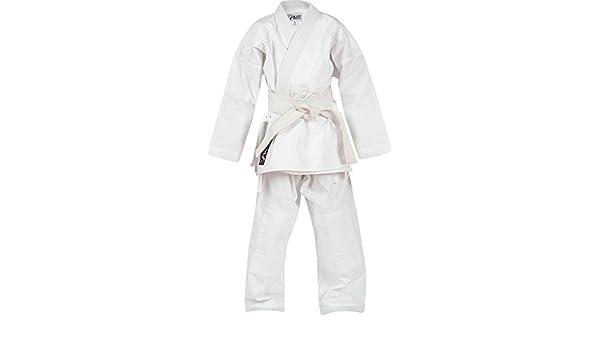 Blitz Adult Traditional White Ju Jitsu Suit 14oz