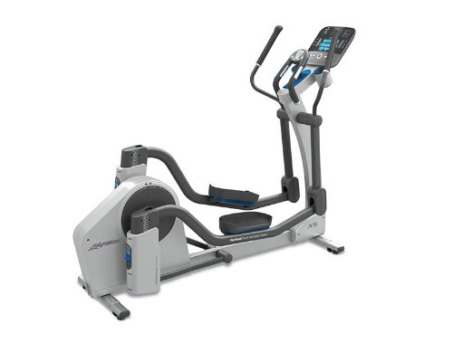 Life Fitness X5 Elliptical Trainer (Track Console)
