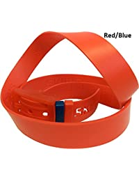 Amazon.fr   Rouge - Ceintures   Accessoires   Vêtements 2554349f1c3