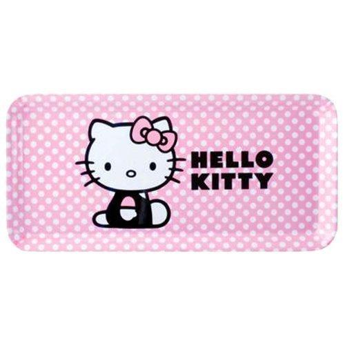 hello-kitty-melamine-small-food-snake-tray-by-hello-kitty