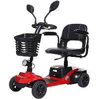 EMOGA Scooter Mobility | Scooter Minusválidos | Vehículo De Movilidad | Moto Minusválidos | Moto para Personas.