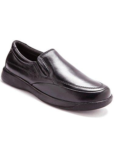 Pediconfort - Sans-gêne en cuir Noir