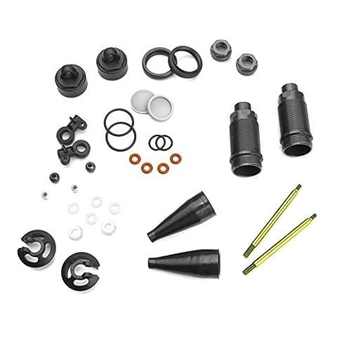 Tekno R/C tkr6151Full Option Schock Kit 107mm SCT410/EB48, tkr6151