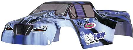 Jamara Jamara505176 Corps pour Tiger Ice Monster Truck | Up-to-date Styling