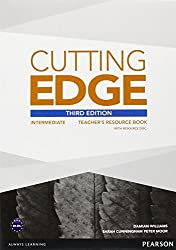 Cutting Edge: Intermediate Teacher's Book and Teacher's Resource Disk Pack by Damian Williams (2013-05-02)