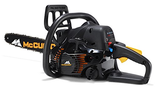 McCulloch CS 360T Petrol Chainsaw Review