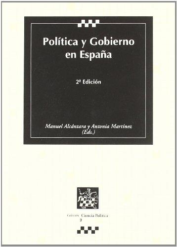 Política y Gobierno en España
