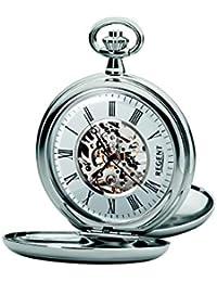 Regent cromato orologio da taschino