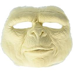 Cinema Secrets FO011 - Foam Latex Prosthetics - Ape Man (accesorio de disfraz)
