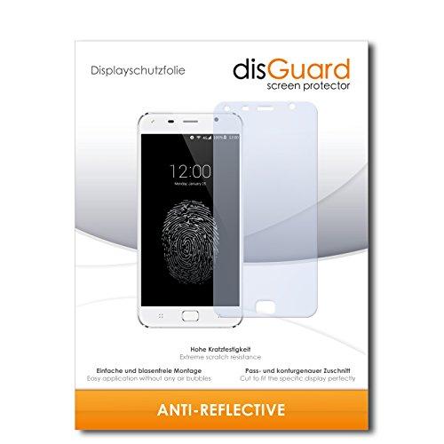 disGuard® Bildschirmschutzfolie [Anti-Reflex] kompatibel mit UMI Touch [2 Stück] Entspiegelnd, Matt, Antireflektierend, Extrem Kratzfest, Anti-Fingerabdruck - Panzerglas Folie, Schutzfolie