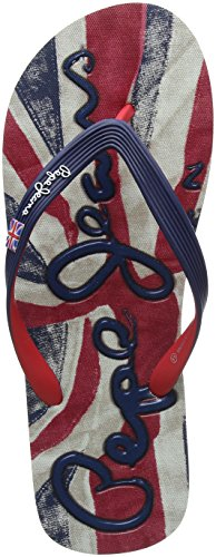 Pepe Jeans Hawi Flag, Tongs Homme