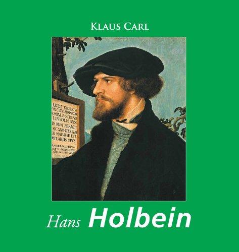 Hans Holbein par Klaus Carl