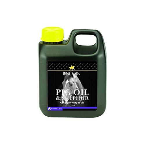 Lincoln Pig Oil und Schwefel 1 Liter - Mineral Care Schlamm