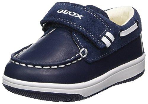 Geox Baby Jungen B New Flick Boy A Slipper, Blau (Navy), 26 EU