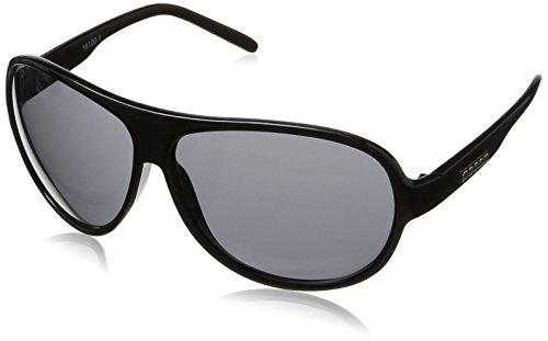 OCEAN SUNGLASSES - Rodeo - lunettes de soleil polarisÃBlackrolles  - Monture : Noir LaquÃBlackroll - Verres : FumÃBlackrolle (18100.1)