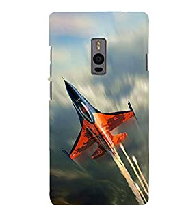 """NIRANG High Quality Printed Desinger Back Case Cover For """"oneplus Two"""""""
