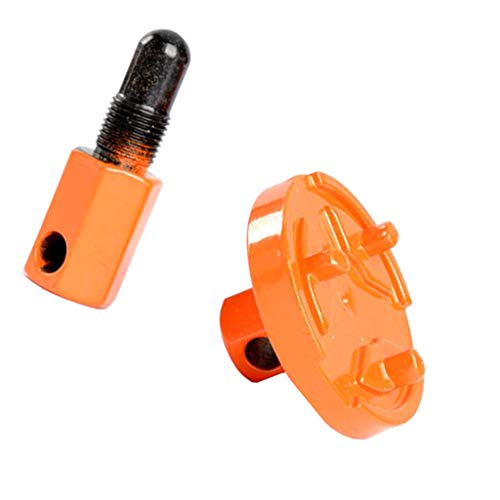 FLAMEER Kettensäge Kupplung Schwungrad Entfernung Werkzeuge für Husqvarna (Werkzeug Kupplung Kettensäge)