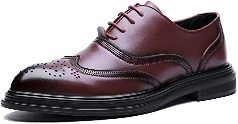 SRY-scarpe, Scarpe Stringate Uomo, Rosso Rosso Rosso (rosso), 39.5 EU | Cheap  | Uomo/Donne Scarpa  f4ff69
