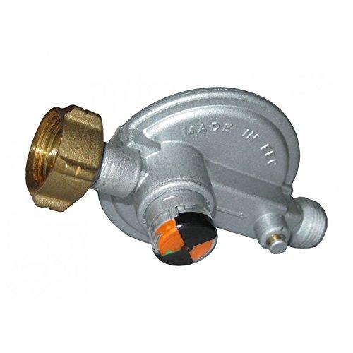 Gazinox - 241016 - Détendeur Clip butane 28mbar - 1,3kg / h