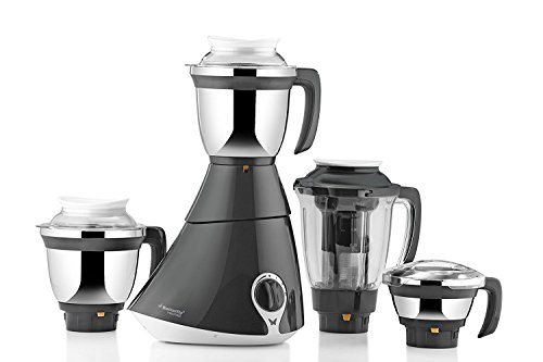 Butterfly Matchless 750-Watt Mixer Grinder with 4 Jars (110Volts for use in USA & Canada only)