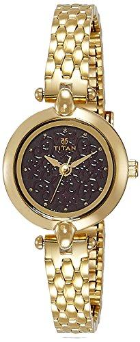 417axD54oIL - Titan 2521YM04 Multi Colour Women watch