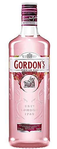 Gordon\'s Premium Pink Destillierter Gin 70cl (Packung mit 70cl)