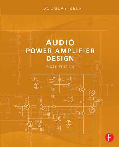 Audio Power Amplifier Design (English Edition)