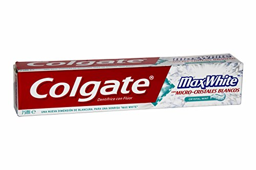 Colgate Max White Pasta Dentífrica - 75 ml
