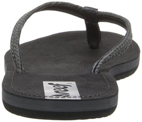 Reef - Downtown Truss, Sandali infradito Donna Gris (Charcoal)